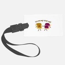 Other Half Luggage Tag