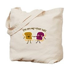 Other Half Tote Bag
