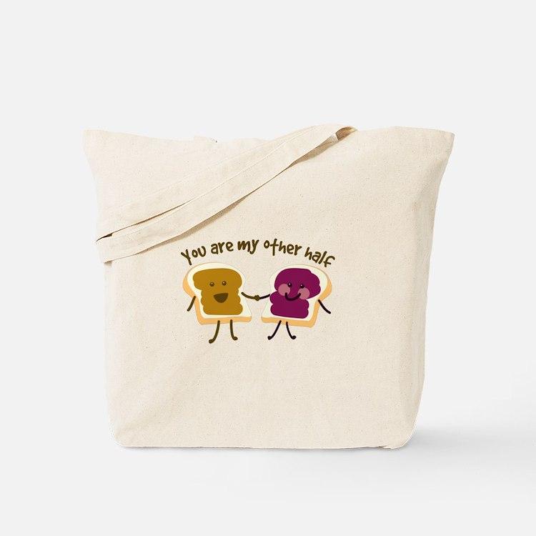 Other Half Tote Bag