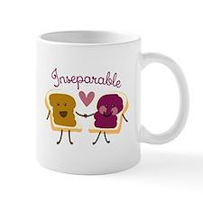 Inseparable Sandwich Mugs