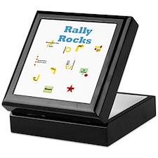 Rally 3 Keepsake Box