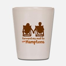 The Hamptons Shot Glass