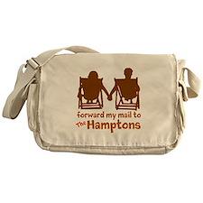 The Hamptons Messenger Bag