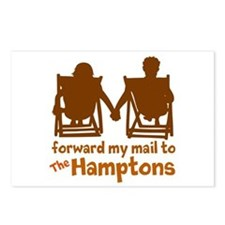 The Hamptons Postcards (Package of 8)