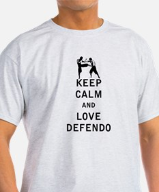 Keep Calm and Love Defendo T-Shirt