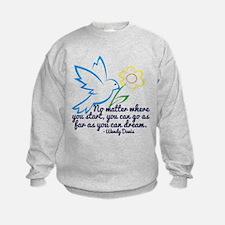Dream Wendy Davis Sweatshirt