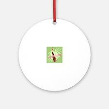 Refreshing Pop Ornament (Round)