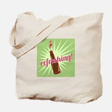 Refreshing Pop Tote Bag