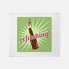 Refreshing Pop Throw Blanket