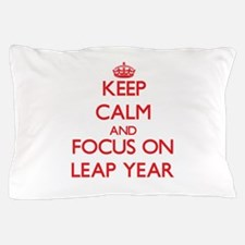 Cute Leap year Pillow Case