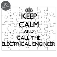 Unique Electrical engineer Puzzle