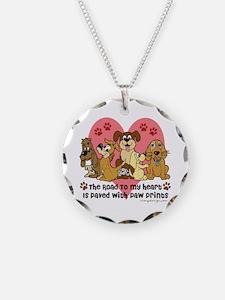 Unique Dog sayings Necklace