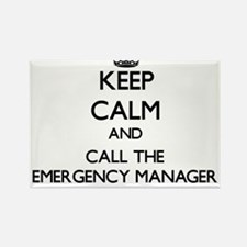 Keep calm and call the Emergency Manager Magnets
