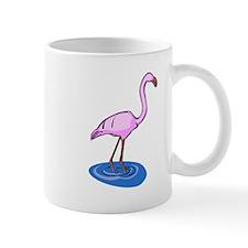 Pink Flamingo Mugs