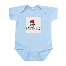 Lag_023_equestrian_logo Infant Body Suit