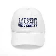LAURENT University Baseball Cap