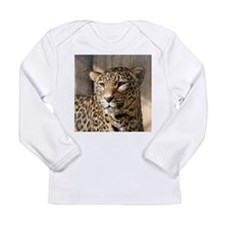 Leopard001 Long Sleeve T-Shirt