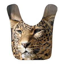 Cute Leopard Bib