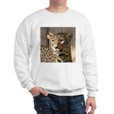 Cute Leopard Sweatshirt