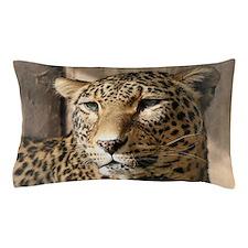 Cute Leopard Pillow Case