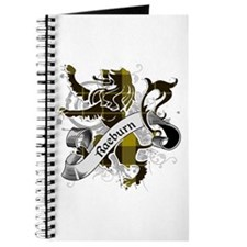 Raeburn Tartan Lion Journal