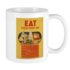 Eat These Every Day Mugs