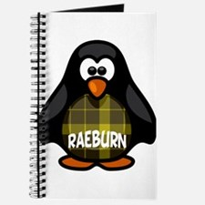 Raeburn Tartan Penguin Journal