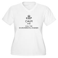 Keep calm and call the Environmental Engineer Plus