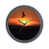Clearwater beach Wall Clocks