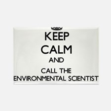 Keep calm and call the Environmental Scientist Mag