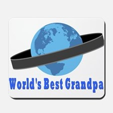 World's Best Grandpa Mousepad