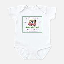 Art 4 Arts Sake Infant Bodysuit