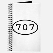 707 Oval Journal