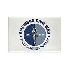 American Civil War Magnets