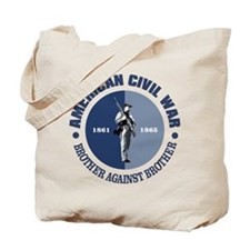 American Civil War Tote Bag