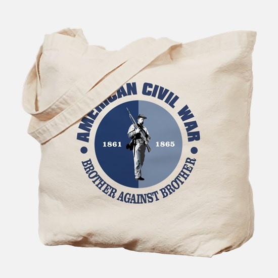 American Civil War Tote Bag