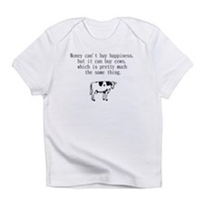 Cute Cow Infant T-Shirt
