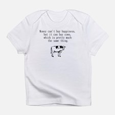 Funny Cow Infant T-Shirt