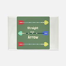 Straight As An Arrow Magnets