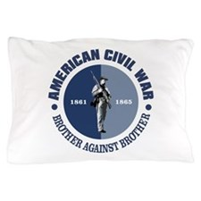 American Civil War Pillow Case