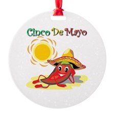 Cinco De Mayo  Ornament