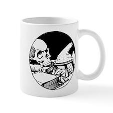 Alchemical Skull Icon Mug