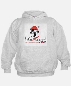 Shred Like a girl! Hoody