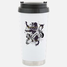 Pearson Tartan Lion Thermos Mug