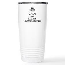 Funny Industrial engineer Travel Mug