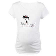 Run Like a girl! Shirt