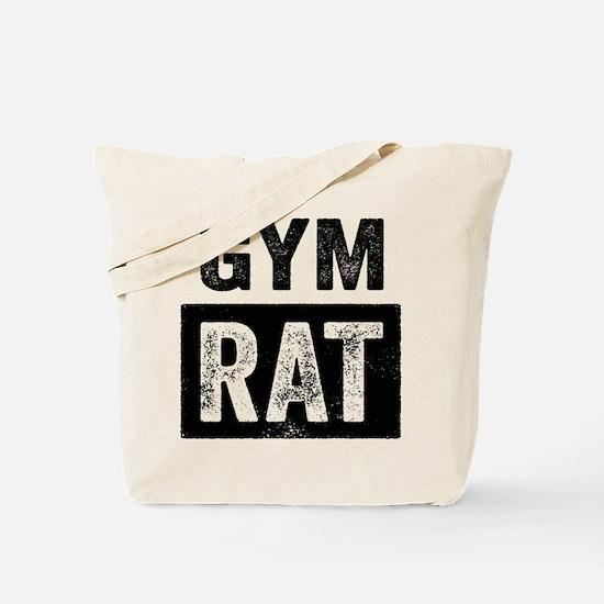 Gym Rat Tote Bag