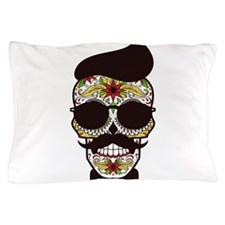 Sugar Skull 3 Pillow Case