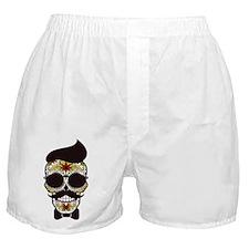 Sugar Skull 3 Boxer Shorts