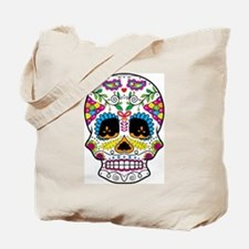 Sugar Skull 5 Tote Bag